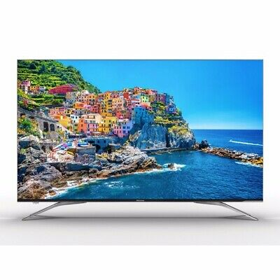 Hisense 43P6 43 Inch 109cm Series 6 UHD Smart TV. With one year warranty.