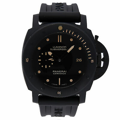 Panerai Luminor Submersible 1950 3-Days Limited Edition Ceramic Mens PAM 508