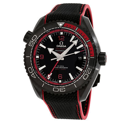 Omega Seamaster Planet Ocean 600m Ceramic Auto 45.5mm Mens 215.92.46.22.01.003