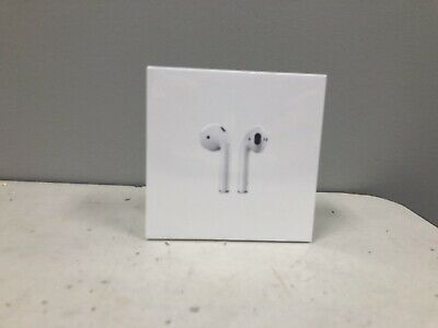 Apple AirPods 2nd Generation with Charging Case White Brand New(Factory Sealed)