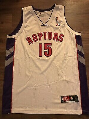 Vince Carter Authentic Trikot,NBA Trikot,Jersey,Basketballtrikot,Toronto Raptors