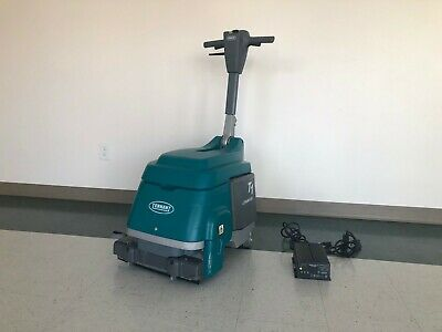 Refurbished Tennant T1 Lithium Battery Floor Scrubber Has Only 45.2 Hours of Use