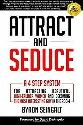 [PDF] Attract And Seduce -  Byron Seingalt (Digital Book)