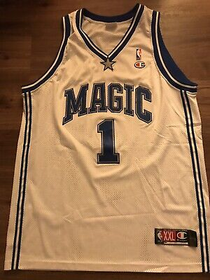 Tracy McGrady NBA Authentic, Jersey, Basketballtrikot, NBA Trikot, Orlando Magic