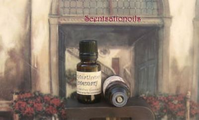 ROSEMARY ESSENTIAL OIL 1/2 OZ 100% Pure Wrinkles Burns Wounds Anti-bacterial  *