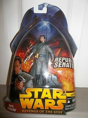 """Star Wars Episode 3 III Revenge of the Sith Bail Organa #15 """"BRAND NEW"""""""
