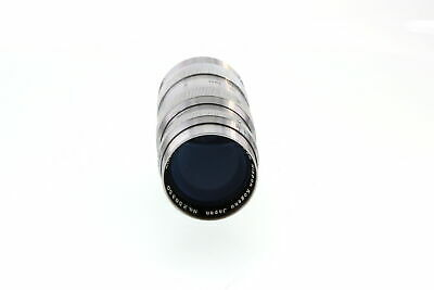 Nikon 135mm F/3.5 Nikkor-Q C Chrome Nippon Kogaku (F/3.5-16) Lens {Push-On}