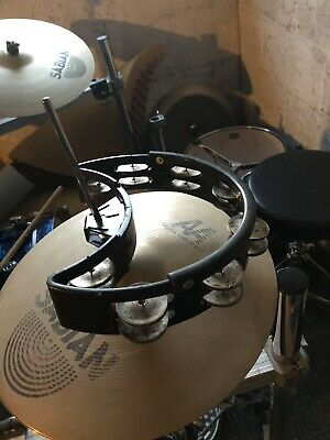 DRUM KIT HI HAT TAMBOURINE percussion tamborine