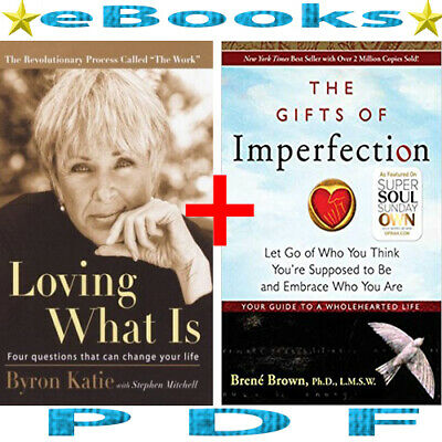The Gifts of Imperfection : Let Go of Who You Think  ✔️fast Delivery⭐[P-D-F]