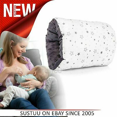 Lansinoh Breastfeeding Pillow│Comfortable Positioning, Latch & Feeding│Portable