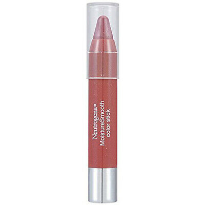 NEUTROGENA - MoistureSmooth Color Stick #60 Soft Raspberry - 0.11 oz. (3.1 g)
