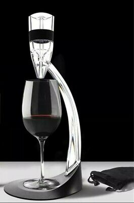 Magic Decanter Deluxe Red Wine Aerator Gift Set