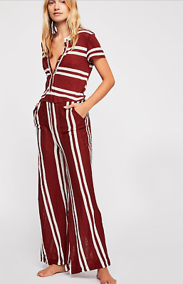 Nwt Free People Stand By Lightweight Romper Jumpsuit Size Xs Xsmall $78