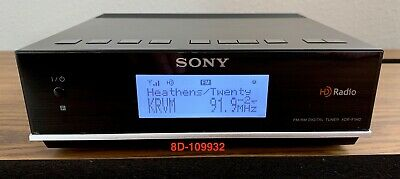 ***ULTIMATE MODS*** Sony XDR-F1HD Tuner With Remote - Aligned & Upgraded