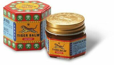 Tiger Balm (Red) Super Strength Pain Relief Cream 21 ml (pack of 2 )  by Tiger