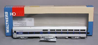 WALTHERS 932-6091 HO Scale Amtrak Viewliner Sleeper Coach LN/Box
