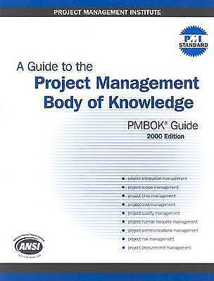 A Guide to the Project Management Body o Highly Rated eBay Seller, Great Prices
