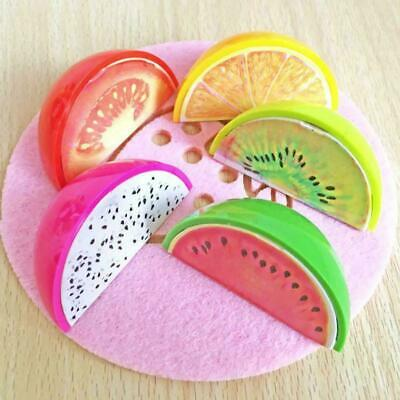 1Pc Cute For Kids Pencil Sharpener Plastic Student Stationery E7N2