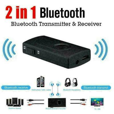 3.5MM Bluetooth V4-Transmitter Receiver Wireless A2DP Audio Stereo Music Ad N8V8