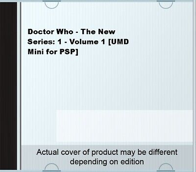 Doctor Who - The New Series: 1 - Volume 1 [UMD Mini for PSP] By Camille Codur.