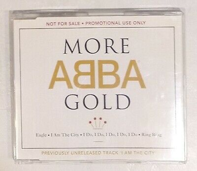 ABBA - More ABBA Gold (Promo CD - EU 1993)