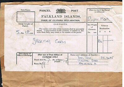 falkland islands selection of ephemera covers and other odds and ends