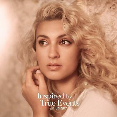 Tori Kelly - Inspired By True Events [CD] Sent Sameday*