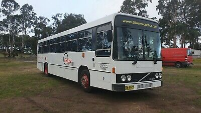Volvo 1990 B10 Bus. Ideal motorhome,charter bus