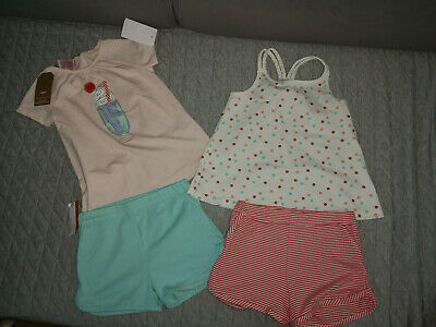Savannah Girls Clothes bundle Outfits & Set designer Shorts And Top  4 years