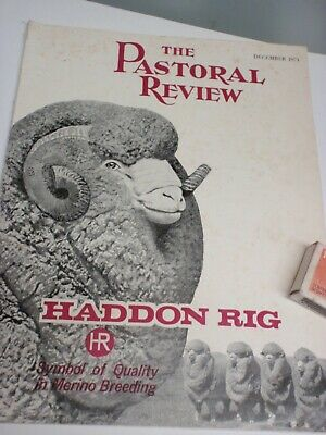 Pastoral review , Farming Articles, Advertising    studs 1971