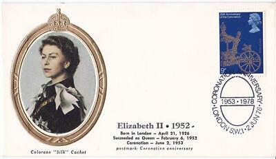 Colorano Royalty Silk - Elizabeth II (1952-)
