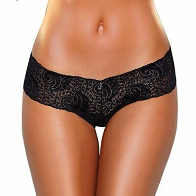 Hustler Medium/Large Nero Vibrating Panties (LOX)