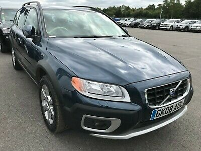 08 Volvo Xc70 2.4 D5 Se G/T - **Rare Car** 1F/Owner, Leather, Alloys, Nice Spec