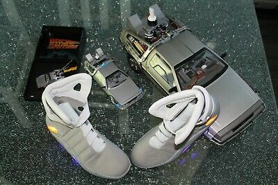 Air Mag Back To The Future, Retour vers le Futur Marty McFly LED Shoes