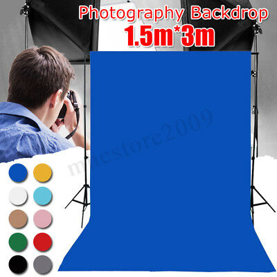1.5x3M Studio Prop Photography Backdrop Photo Painted Background Washable New