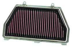 Kn Air Filter (Ha-6007) Replacement High Flow Filtration