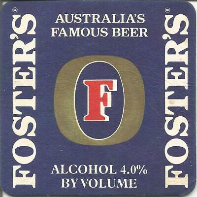 Sous-bock - Foster's