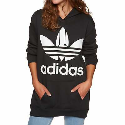 Adidas Originals Bf Trf Womens Hoody Pullover - Black All Sizes