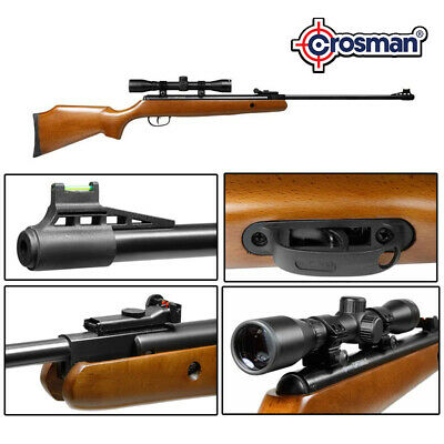 BROWNING LEVERAGE AIR Rifle Combo ( 177 cal)- Wood - $148 15