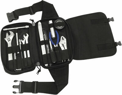 CruzTOOLS DMX Fanny Pack Tool Kit for Off-Road Motorcycles (DMX1)