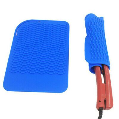 Silicone Heat Resistant Mat Anti-heat Mats For Hair Straightener Curling Iron H