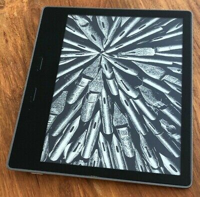 "Amazon Kindle Oasis 2nd (9th Generation) 7"", 32GB, WiFi ~Excellent~ Wifi + 3g"