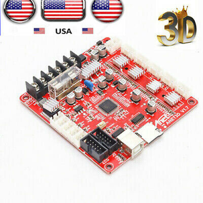 Genuine Official Anet Mother Board for Anet A8 3D Printer Reprap Prusa