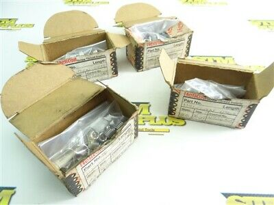 """New Lot Of Helicoil Thread Repair Inserts 1/4""""-20 3/8""""-24 7/16""""-14 & 7/16""""-20"""