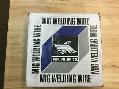 "Washington Alloy ER70S-6 MIG Welding Wire .030"" x 11 lb Spool"
