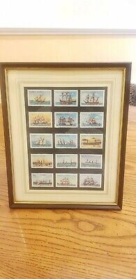 Set of 15 Sierra Leone History of Shipping 1st series without imprint 1984/1985