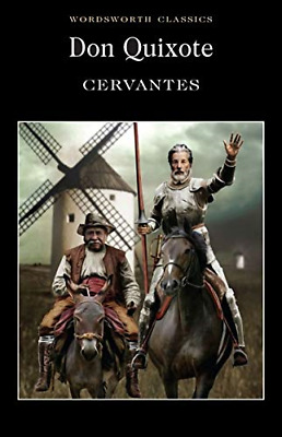 Don Quixote Wordsworth Classics