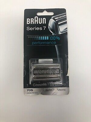 Braun Pulsonic Series 7 70S Foil and Cutter Replacement Head, Damaged retail box