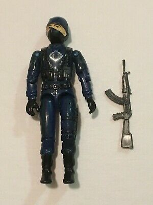 GI JOE 1983 COBRA OFFICER 100% Complete Vintage ARAH