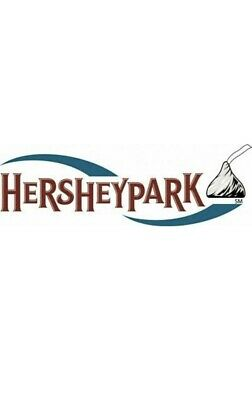 **Two 2019 Hershey Park One Day Admission Tickets/Passes (2). Expires 7/31.**